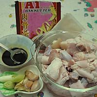 马来西亚正宗肉骨茶的做法图解1
