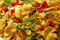 【剁椒炒鸡蛋】炒蛋好吃的关键,原来是调味!的做法