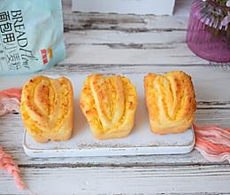 #爱好组-高筋复赛#椰蓉小餐包——附加椰蓉金黄好看的小妙招的做法