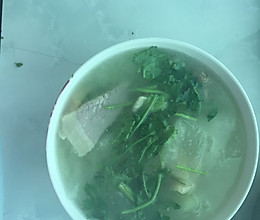 东瓜咸肉汤的做法