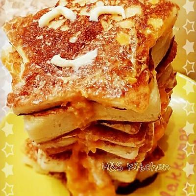 「DIY松饼粉」家常松饼