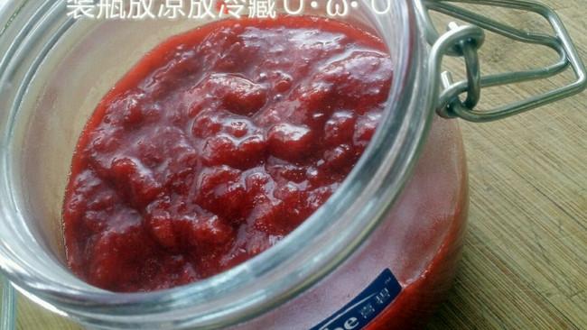 草莓酱(无添加)的做法