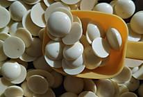 蛋黄小溶豆的做法