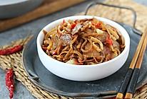 #一人一道拿手菜#萝卜干炒腊肉的做法