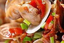 【辣炒花蛤】入门级小海鲜,没法比这更简单!的做法