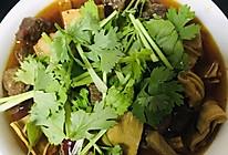 竹笋烧牛肉的做法