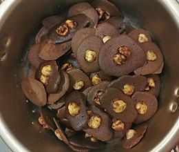 网红饼干——巧克力坚果脆脆的做法