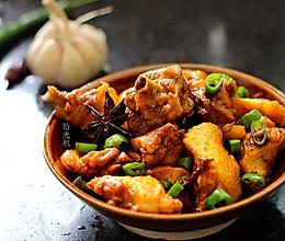 绝味黄焖鸡的做法