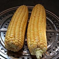 清理肠胃好帮手【香浓玉米汁】的做法图解1