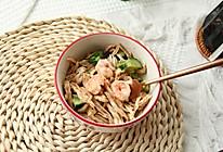 #厨房有维达洁净超省心# 鸡胸肉虾仁黄瓜沙拉的做法