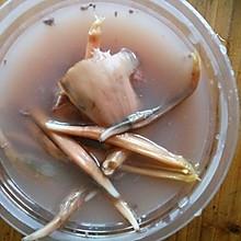 去湿蕉蕊猪骨汤