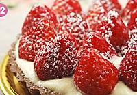 娇艳欲滴草莓挞的做法图解12