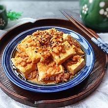 茄汁肉末豆腐