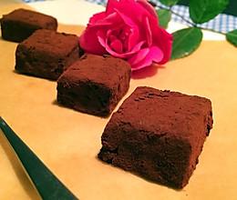生巧克力——法芙娜经典之作的做法