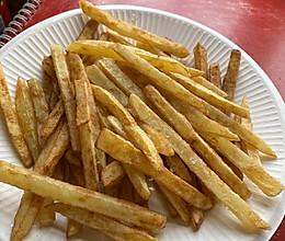 薯条   炸薯条的做法