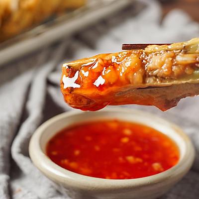 日食记丨炸茄盒