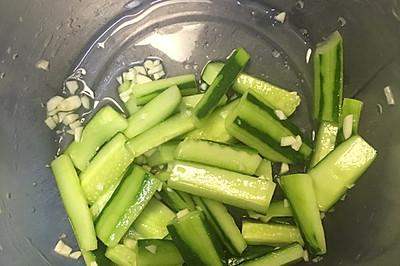 涼拌黃瓜~