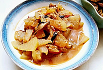 肉末香菇烧冬瓜的做法
