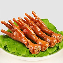 #就是红烧吃不腻!#奥尔良鸡爪 鸡爪的灵魂吃法