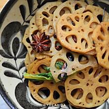 酸辣藕片 | 素食小菜