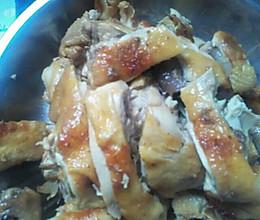 电饭锅焗鸡的做法