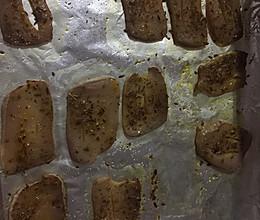 烤魔芋的做法