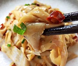 凉拌杏鲍菇,简单快手,比肉还好吃的做法