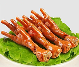 #就是红烧吃不腻!#奥尔良鸡爪 鸡爪的灵魂吃法的做法
