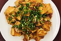 糖醋豆腐杏鲍菇的做法