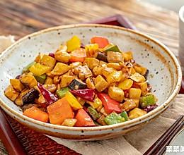 宫保杏鲍菇|下饭神菜的做法
