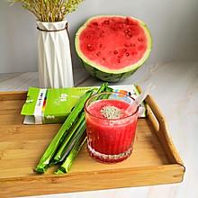 #全电厨王料理挑战赛热力开战!#多c夏日饮品西瓜汁