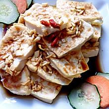 煎豆腐~电饼铛