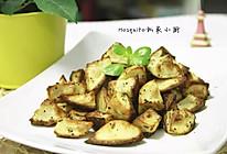 香草烤薯角#松下烘焙魔法学院#【Mosquito私家小厨】的做法