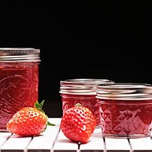 自制草莓酱 | 清新可口,甜而不腻