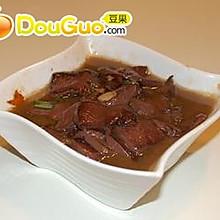 醋香血豆腐