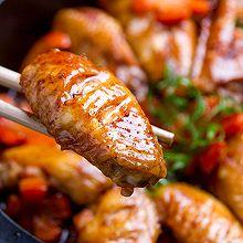塔吉锅南瓜焖鸡翅