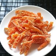 营养美味的胡萝卜糖