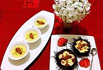 海胆蒸蛋的做法
