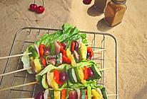 #格兰仕爵仕快波炉之卡真烤蔬菜水果