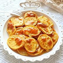 奶香烤红薯片