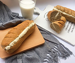 红茶奶油包#美的FUN烤箱.焙有FUN儿#的做法