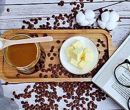【生酮饮食】超简单的防弹咖啡,喝着喝着就瘦了的做法