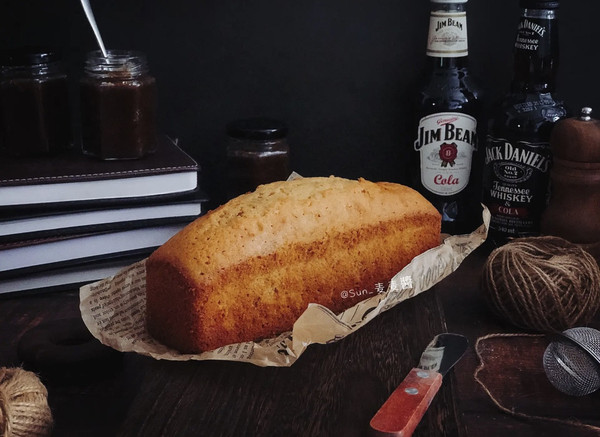 红枣磅蛋糕