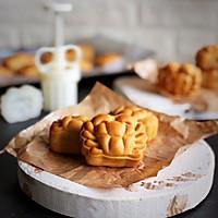 网红螃蟹月饼的做法图解14