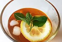 柠檬薄荷冰红茶的做法