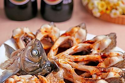 新厨娘的创新年夜菜—孔雀开屏鱼