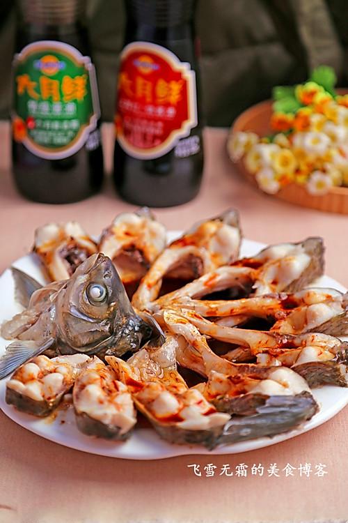 新厨娘的创新年夜菜—孔雀开屏鱼的做法