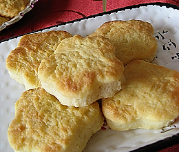 西式烤饼【咸起子饼】 的做法