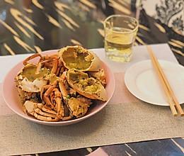 黄酒炖烧三门青蟹的做法