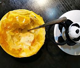 简单粗暴地烧——酥皮奶油蘑菇汤的做法